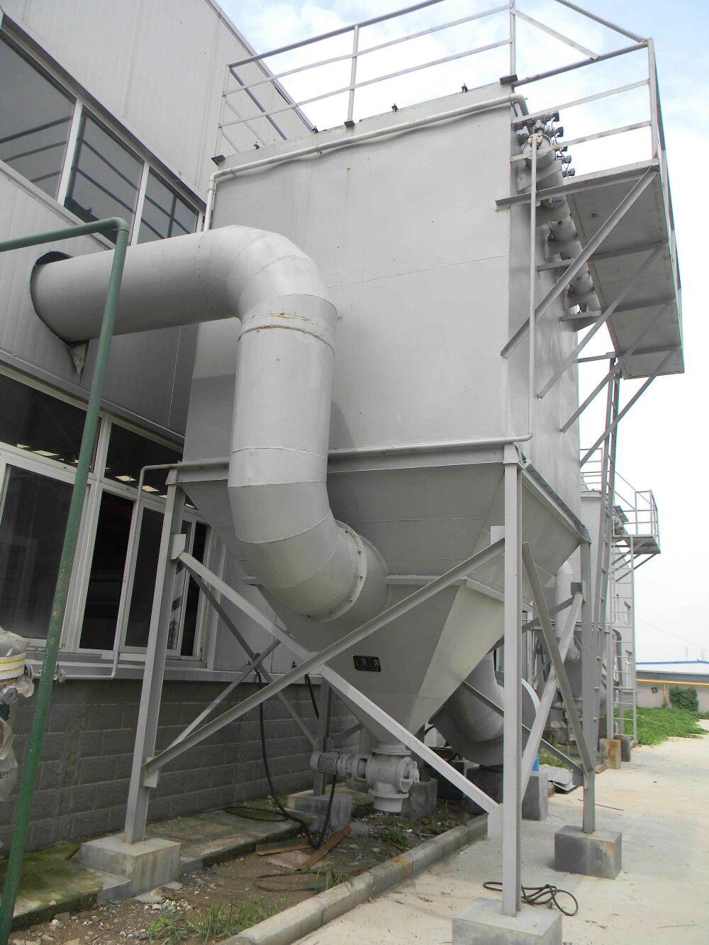 高炉布袋除尘器_抛丸机除尘器--各种除尘噪声设备